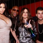 Robert Kardashian party