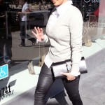 Kim in West Hollywood