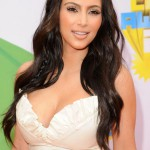 Kim Kardashian 24th Annual Kids Choice Awards