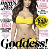 Kim Kardashian Cosmopolitan Cover May 2011