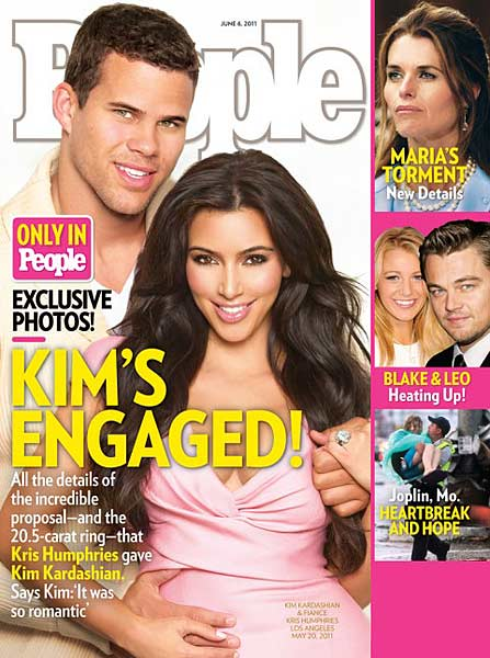 Kim Kardashian And Kris Humphries Engaged