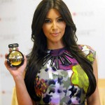 Kim Kardashian present new parfum in Aventura 14 May