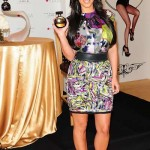 Kim Kardashian present new parfum &quot;Gold&quot; in Aventura