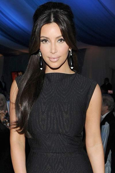 Kim Kardashian visit Oscar Viewing Party
