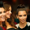 Kim Kardashian at the White House Correspondents Dinner