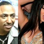 Kim Kardashian threesome