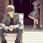 Justin Bieber and Kim Kardashian Elle mag