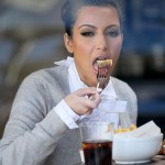 Kim Kardashian appetite