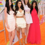 Kardashians 24th Annual Kids Choice Awards