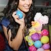 Kim Kardashian celebrates Easter with Kris Humphries' family