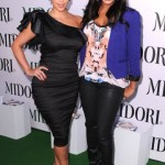 Kim Kardashian in West Hollywood on Midori Show