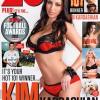Kim Kardashian Zoo Cover
