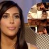Kim Kardashian Talks to Oprah About Her Sex Tape